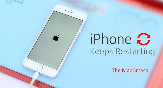 Easy Fix iPhone Keeps on restarting