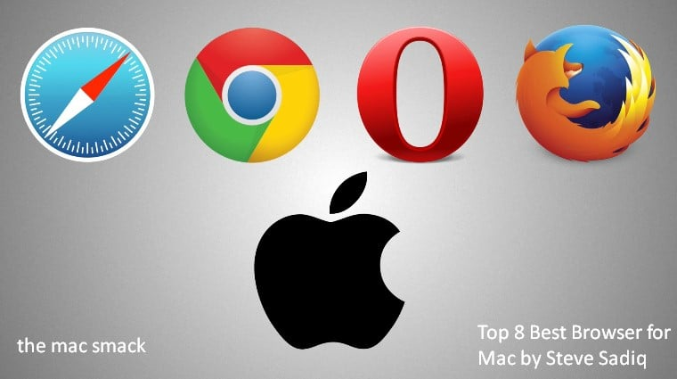 Top 8 Best Browser for Mac in 2019 - Free Mac Browsers