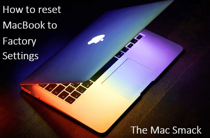 how to reset macbook pro
