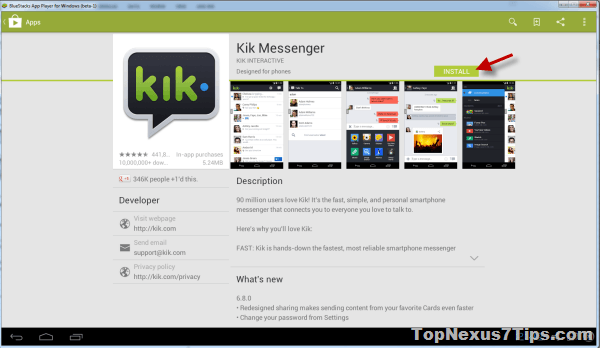 Download And Install Kik For You Mac: (Free) - The Mac Smack