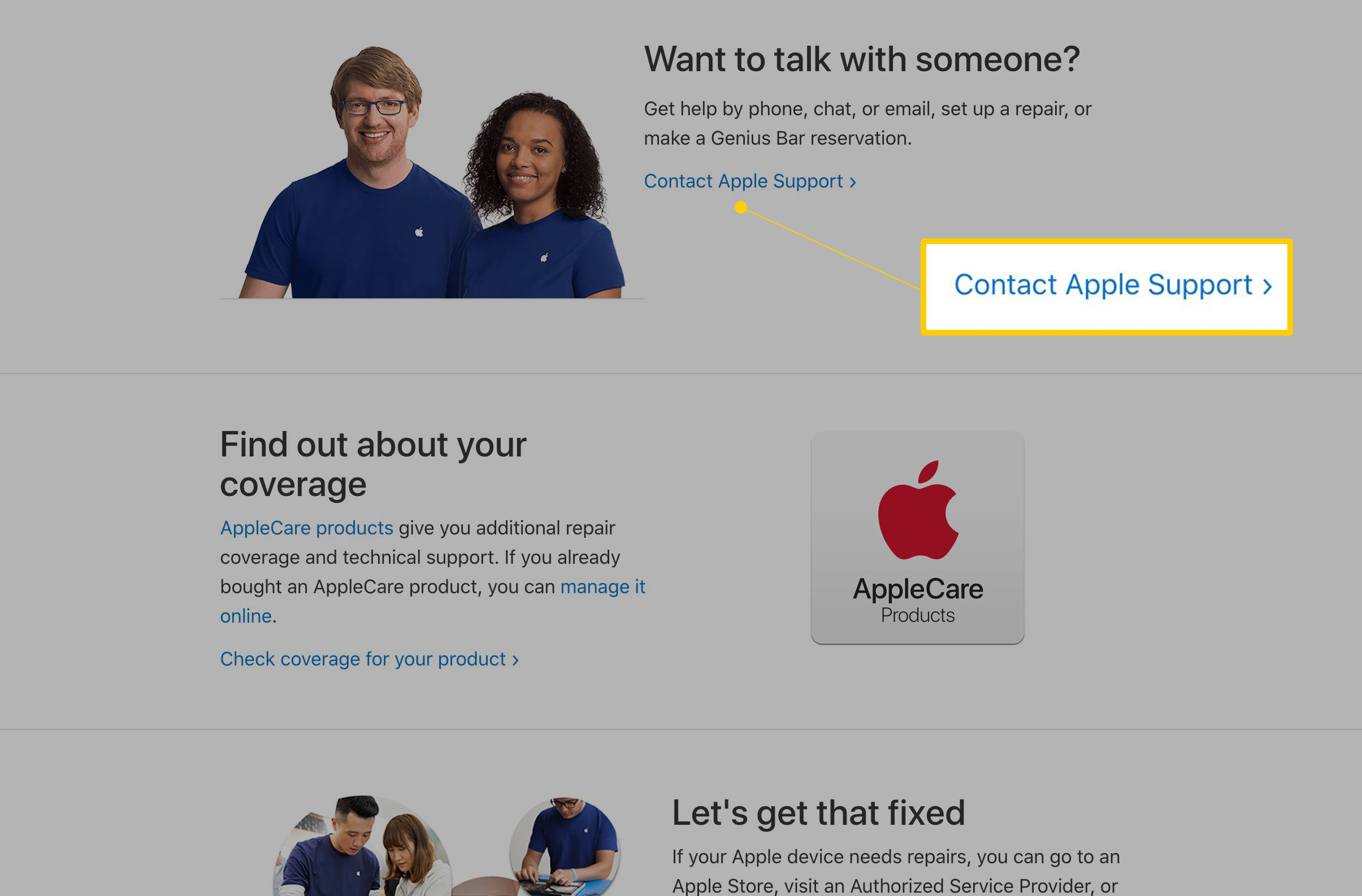 How To Make Appointment at Apple Store
